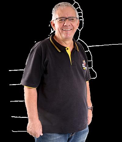 Henrique Romanini - Equipe Rádio Educadora