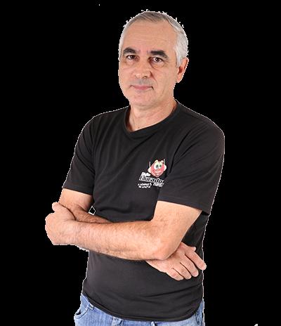 Antônio Cruz - Equipe Rádio Educadora