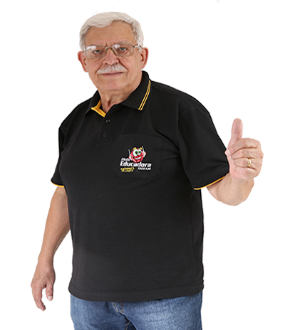 Jaime Spazzini - Equipe Rádio Educadora