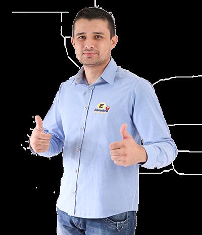 Daniel Almeida - Equipe Rádio Educadora