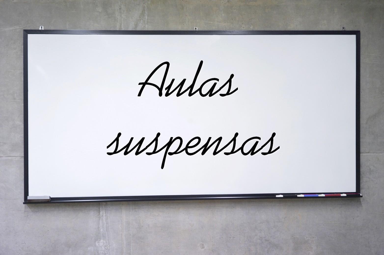 Aulas da rede municipal estão suspensas em Laranjeiras do Sul; confira também a situação da região