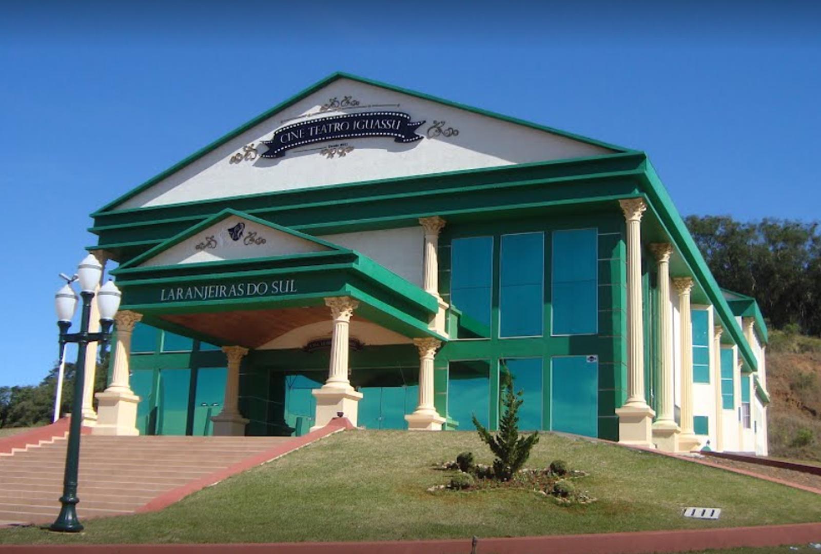 Congresso será no Cine Teatro Iguassu