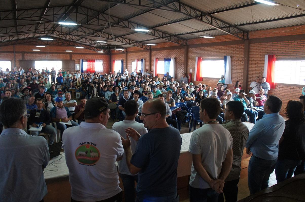 Expovir se consolida como uma das maiores feiras da região com grande participação