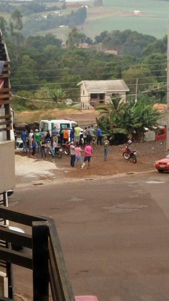 Homem é assassinado em Rio Bonito do Iguaçu