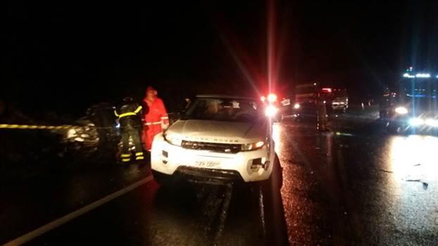 Motociclista perde a vida ao tentar atravessar a BR-277