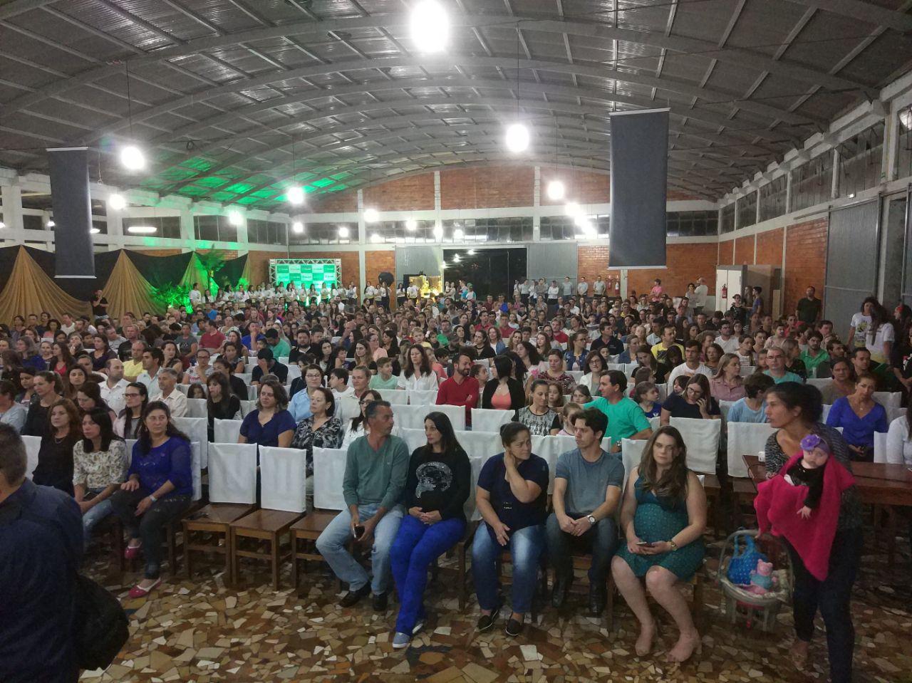 Sicredi Grandes Lagos PR/SP lança programa União Faz a Vida em Laranjeiras do Sul