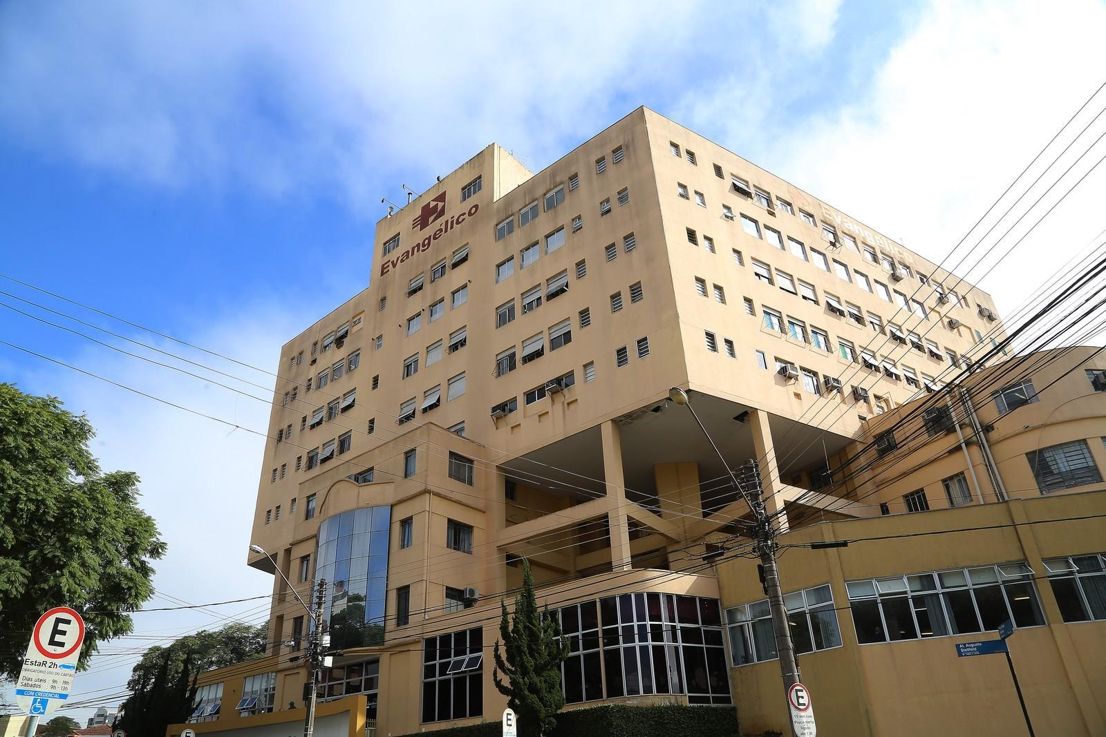 Atendimento no Hospital Evangélico será mantido após leilão