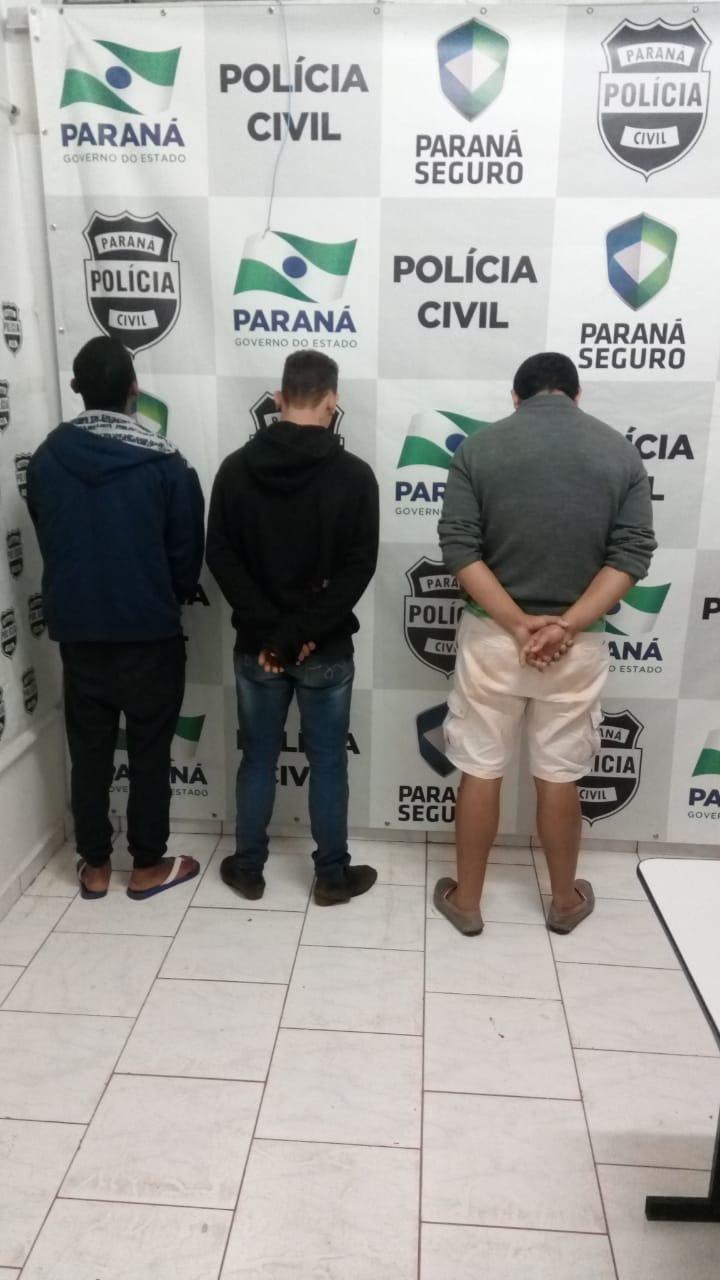 POLICIA CIVIL DEFLAGRA OPERAÇÃO ANJOS DA LEI EM LARANJEIRAS DO SUL