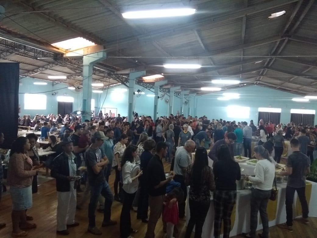 18ª FEIJOADA DA APAE EM RIO BONITO DO IGUAÇU FOI UM SUCESSO