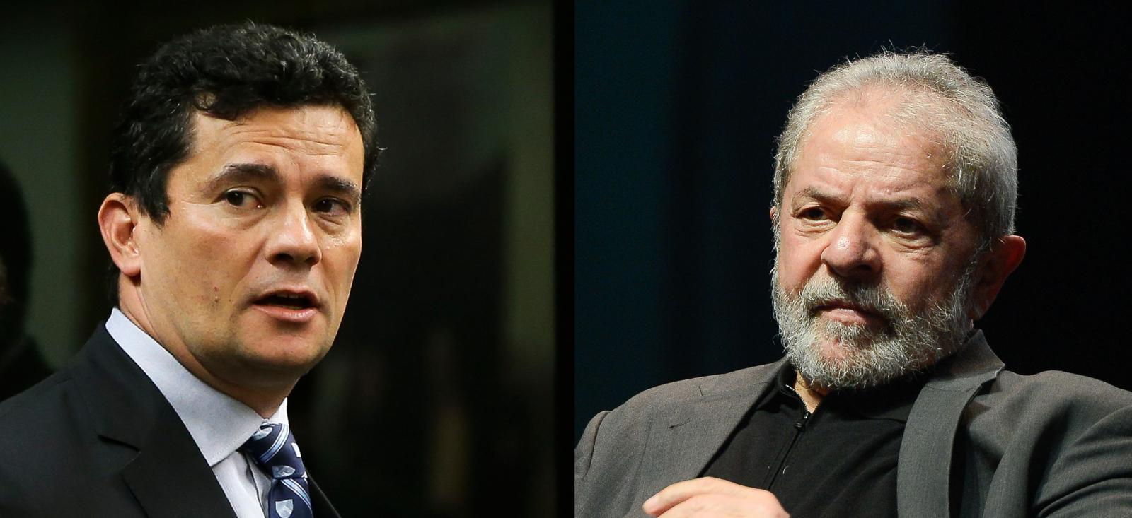 Após despacho de Moro, desembargador do TRF-4 volta a determinar que Lula seja solto
