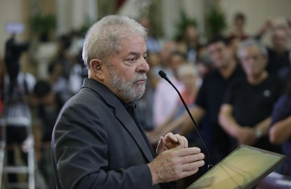 MPF pede que Justiça Federal não envie recurso da defesa de Lula ao STF