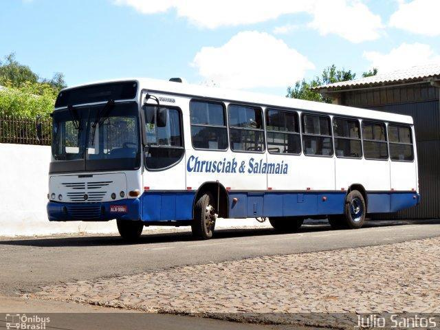 Passagem do transporte coletivo sobe para R$ 4,00 em Laranjeiras do Sul a partir de hoje (05)