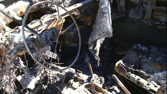 Polícia investiga casos de veículos incendiados de madrugada em Pitanga