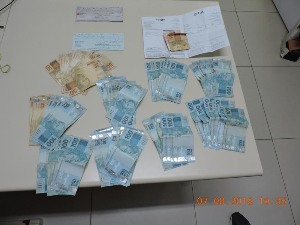 Funcionário de hospital de Pato Branco é preso por desvio de dinheiro