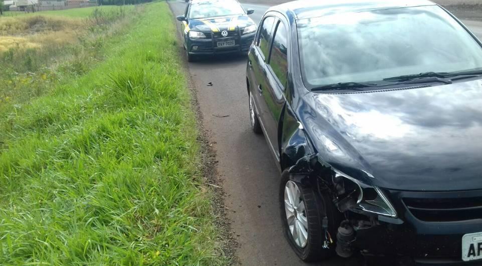Garoto de 13 anos morre ao ser atropelado quando trafegava de bicicleta na BR 373 em Candói