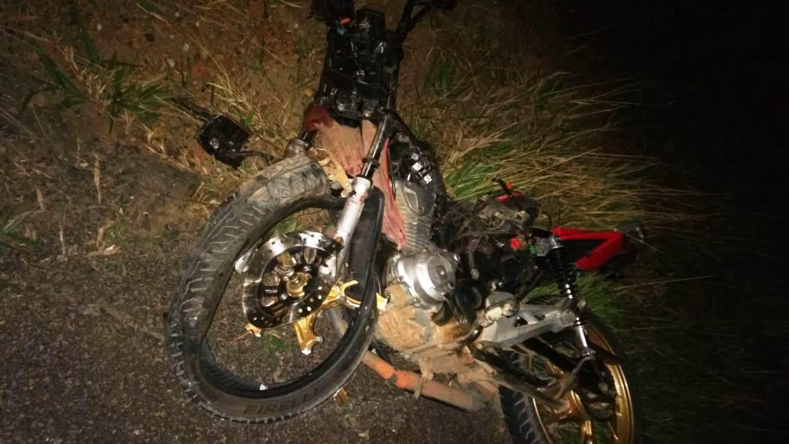 Acidente na BR 158 em Marquinho deixa um morto e um ferido grave