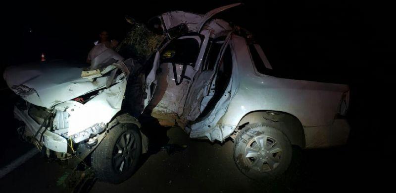 Identificado homem que morreu em acidente na BR 277 em Candói