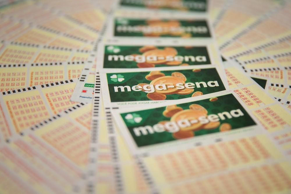 Mega-Sena: concurso 2.104 ocorreu nesta quinta (6) — Foto: Marcelo Brandt/G1