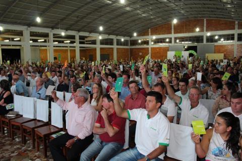 Sicredi Grandes Lagos inicia hoje(23) giro de assembleias pelos municípios da região
