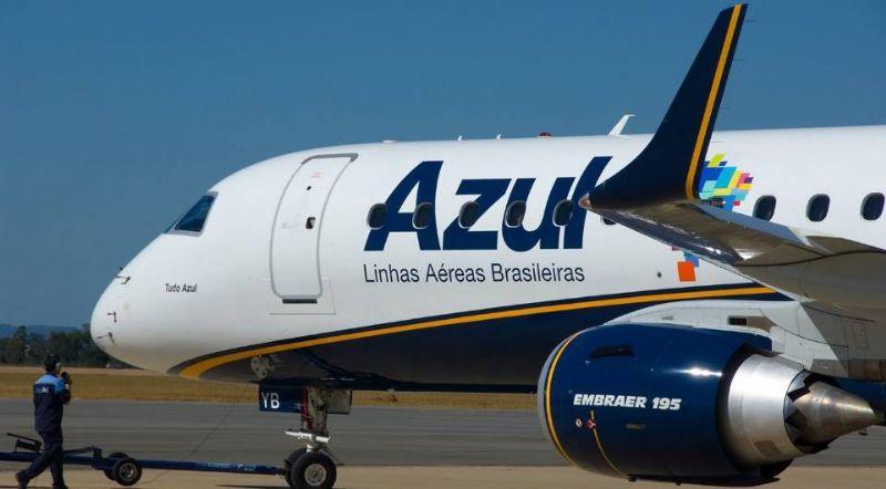 Na próxima semana, Azul terá vôos diretos de Curitiba para Pato Branco e Toledo; Guarapuava aguarda liberação da ANAC