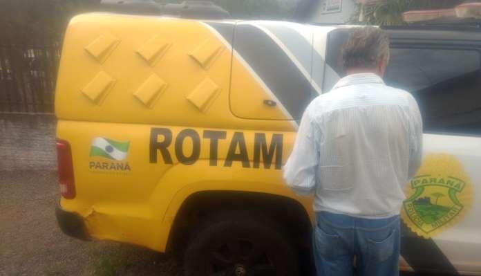 Rotam cumpre mandado e prende ex-vereador em Catanduvas