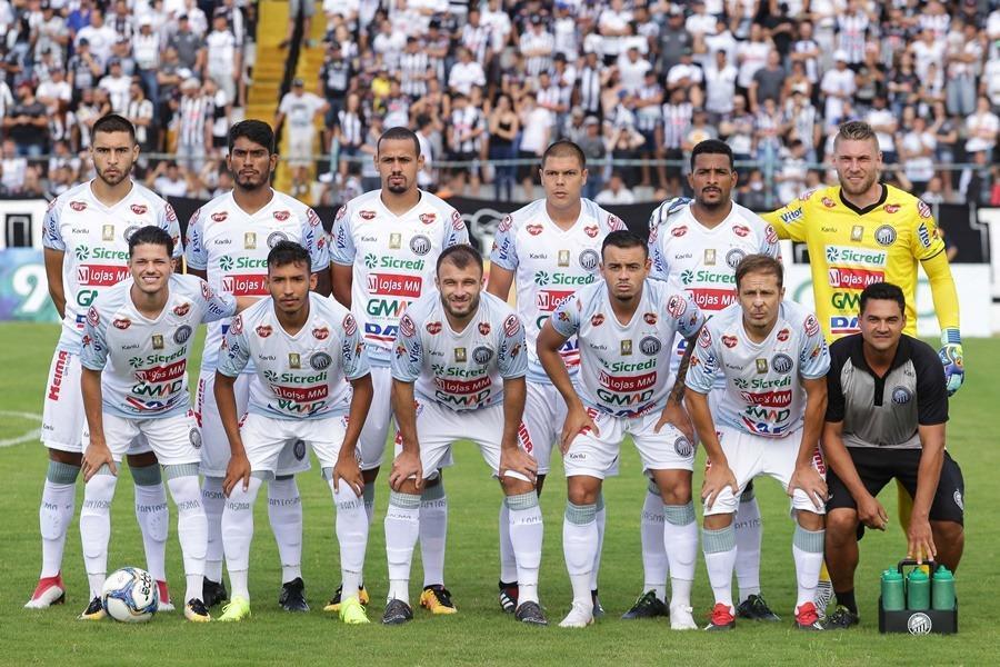 O Operário é um dos classificados para a semifinal da Primeira Taça (Foto: José Tramontin/OFEC)