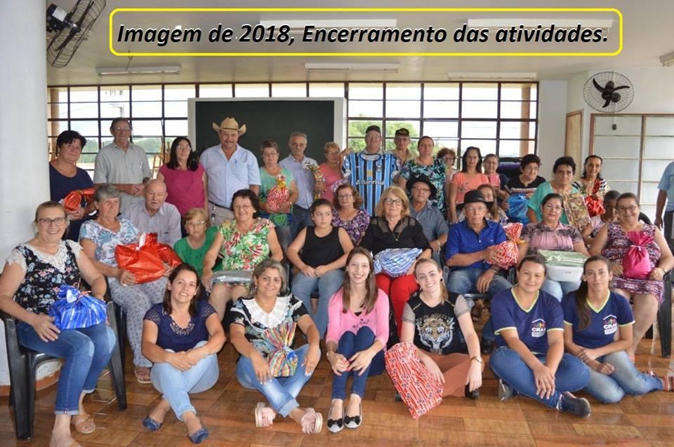 Grupo Esperança, de Porto Barreiro, retorna atividades na próxima semana