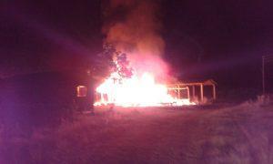 Incêndio destrói escola no interior de Coronel Domingos Soares