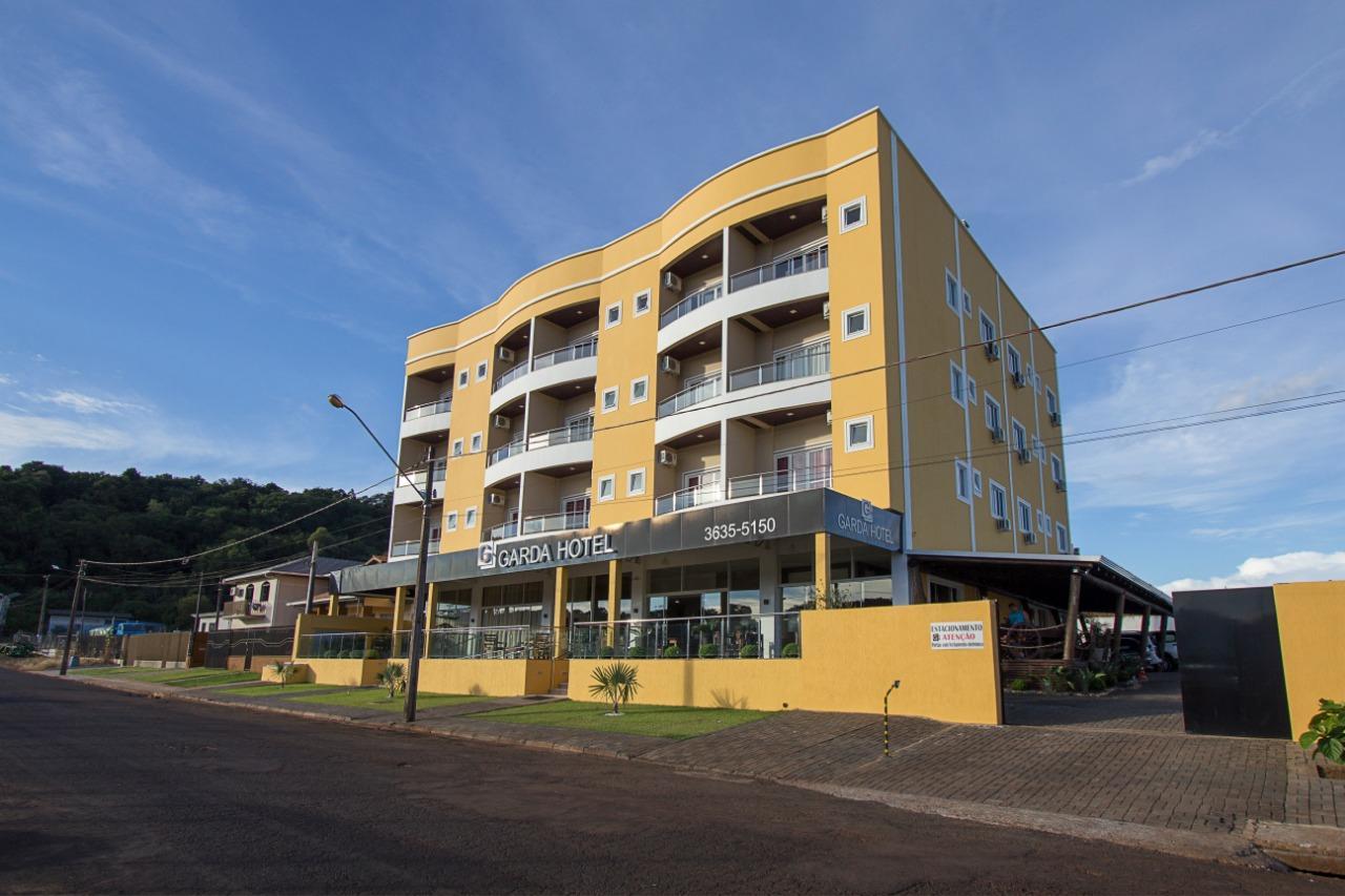 Por três anos consecutivos Garda Hotel recebe nota surpreendente no ramo