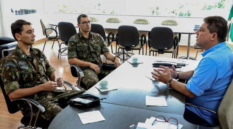 Exército Brasileiro organiza mega operação em Laranjeiras do Sul