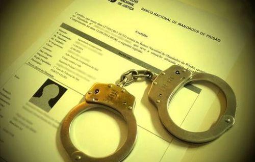 Resultado de imagem para mandado de prisão