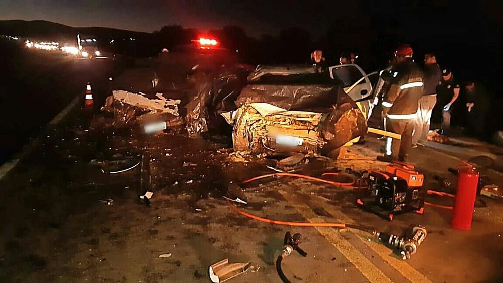 Cinco pessoas da mesma família de Capanema  morrem em acidente no RS