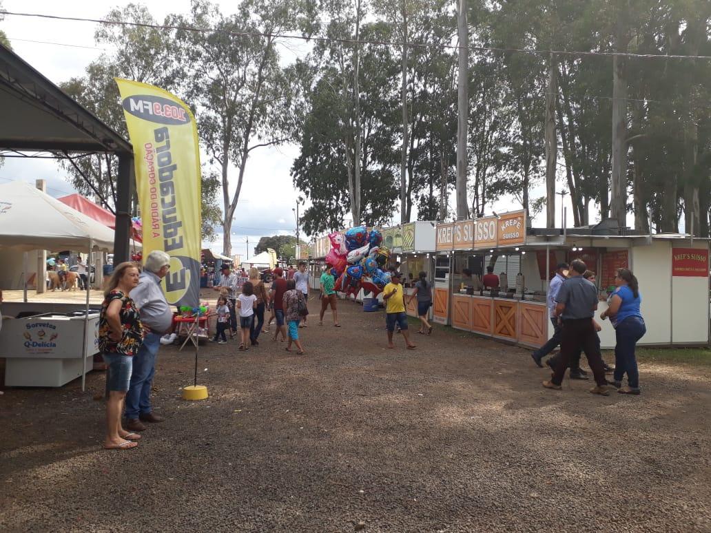 Último dia de Expoagro tem grande movimentação no parque de exposições
