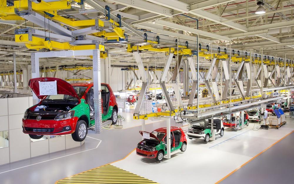 Volkswagen anuncia retomada do 2º turno na fábrica do Paraná
