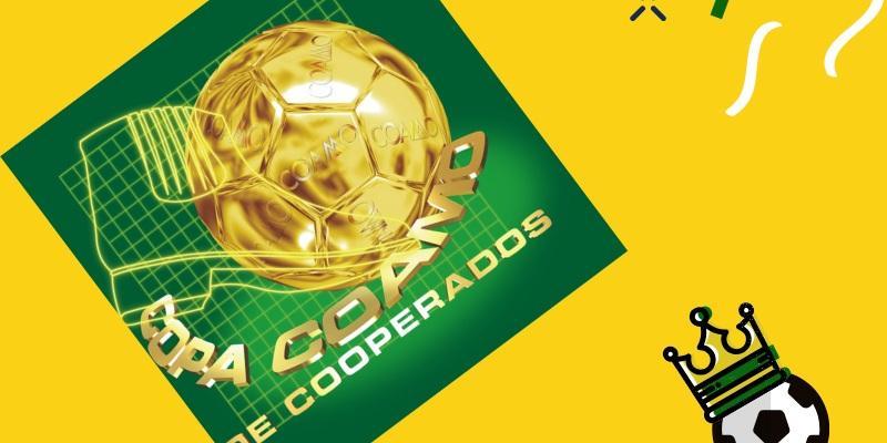 Começa amanhã (18) a fase regional da Copa Coamo