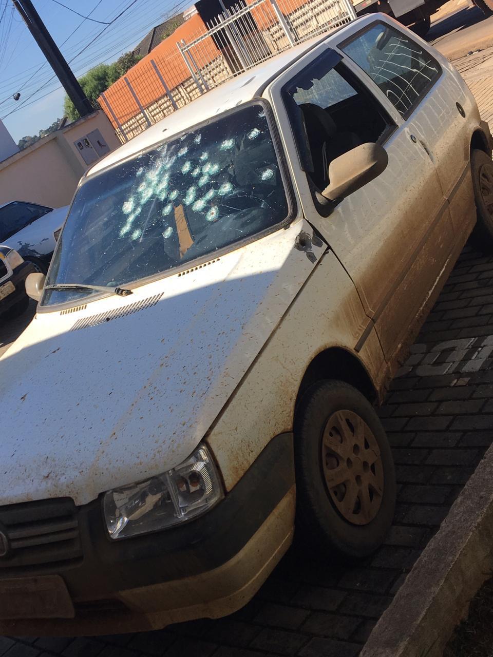 Homem fica ferido após tentativa de homicídio em Pinhão