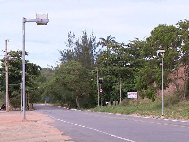 Novos radares começam a ser instalados em Guarapuava