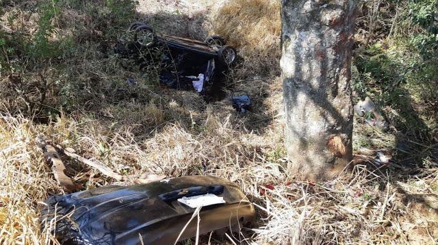 Empresaria de Nova Laranjeiras morre em acidente na BR 277