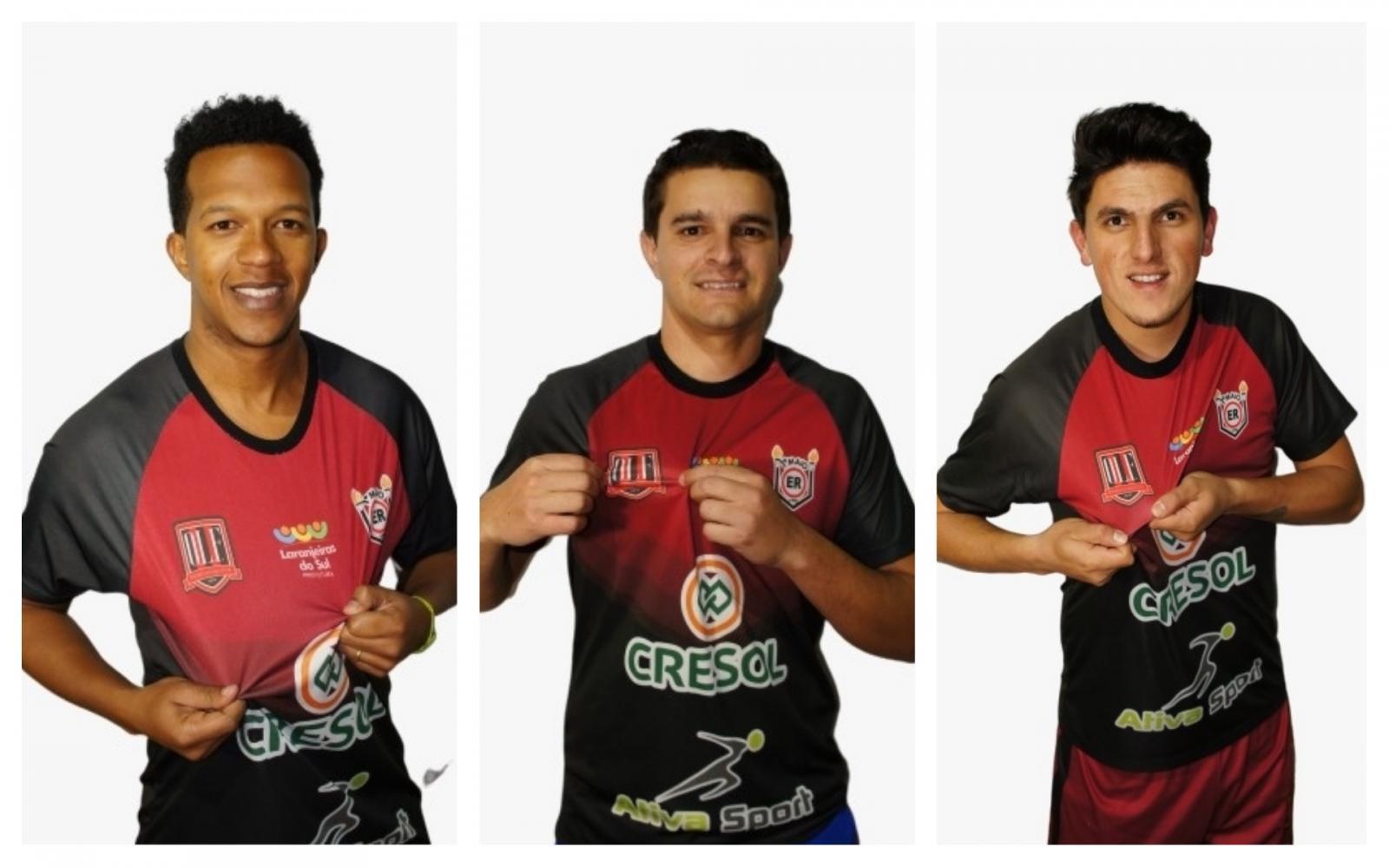 Operário anuncia a dispensa de três jogadores do elenco