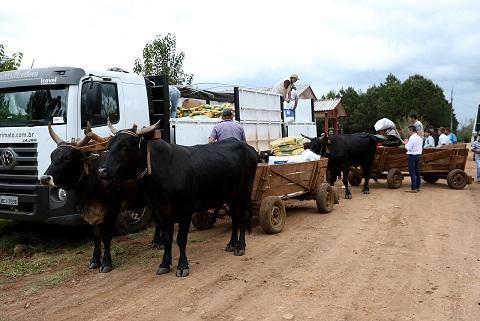 Secretaria de Agricultura inicia hoje pela região do Passo Liso a entrega do Plano Safra