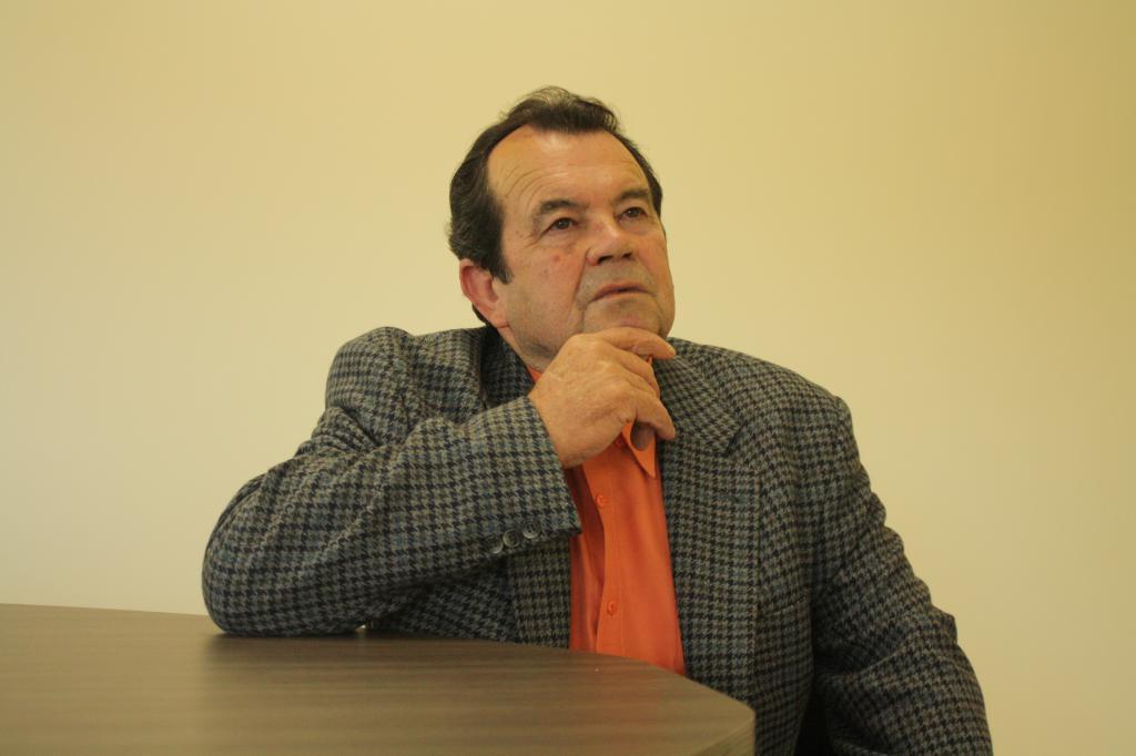 Imprensa laranjeirense de luto: João Olivir Camargo faleceu na madrugada de hoje