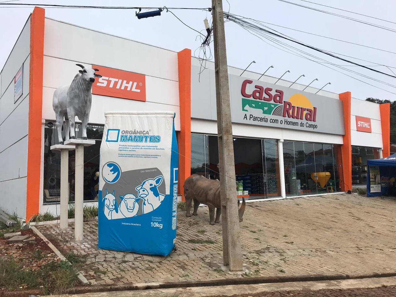 Casa Rural inaugura sua nona loja em Laranjeiras do Sul