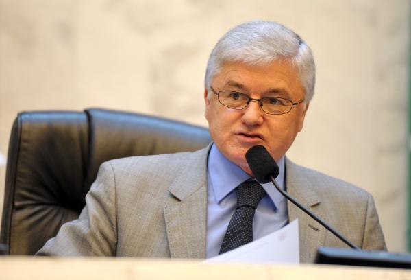 MP confirma três ações contra Rossoni por funcionários