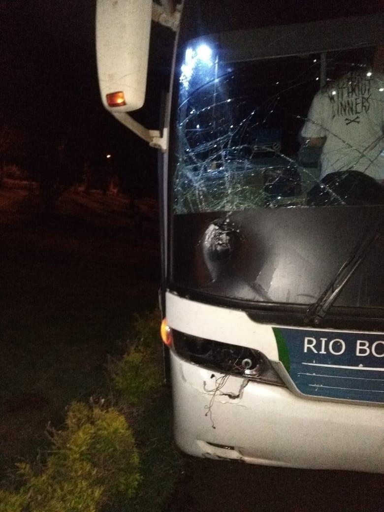 Homem morre atropelado por ônibus na BR-277 em Nova Laranjeiras