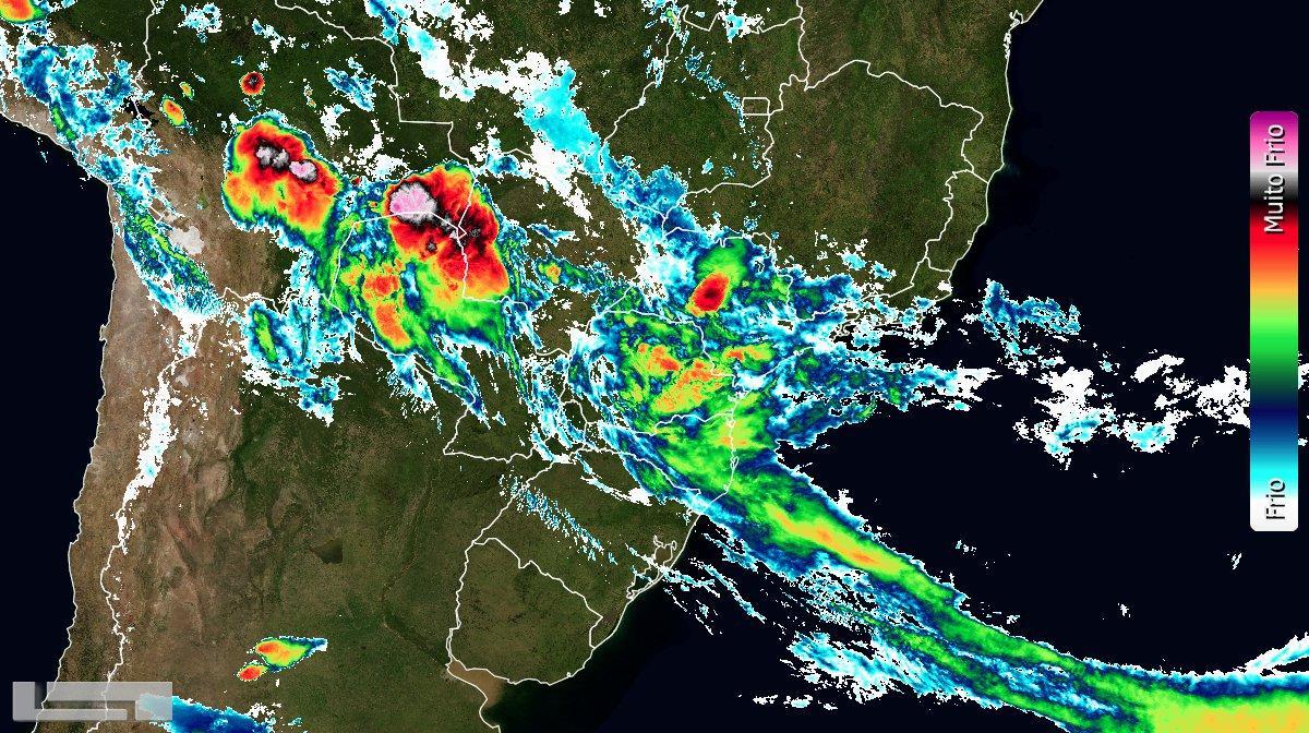 Confira a previsão do tempo para Laranjeiras e região nesta semana