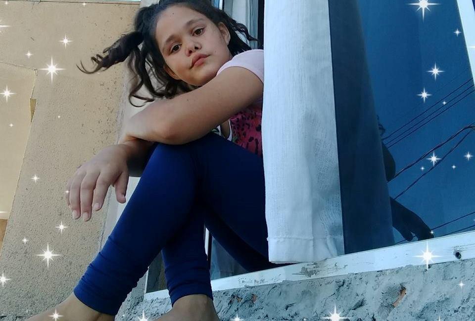 Kamila Murinelli falece aos 11 anos após parada cardíaca, a criança era moradora de Cascavel