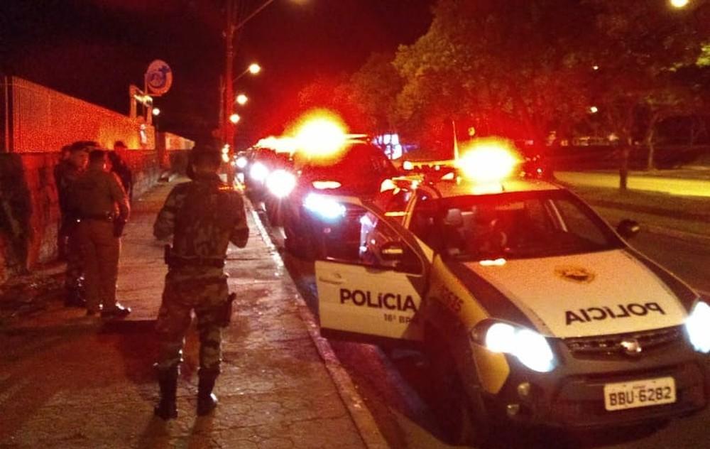 Operação AIFU é realizada em Laranjeiras do Sul e mais 9 municípios; Nove pessoas foram presas