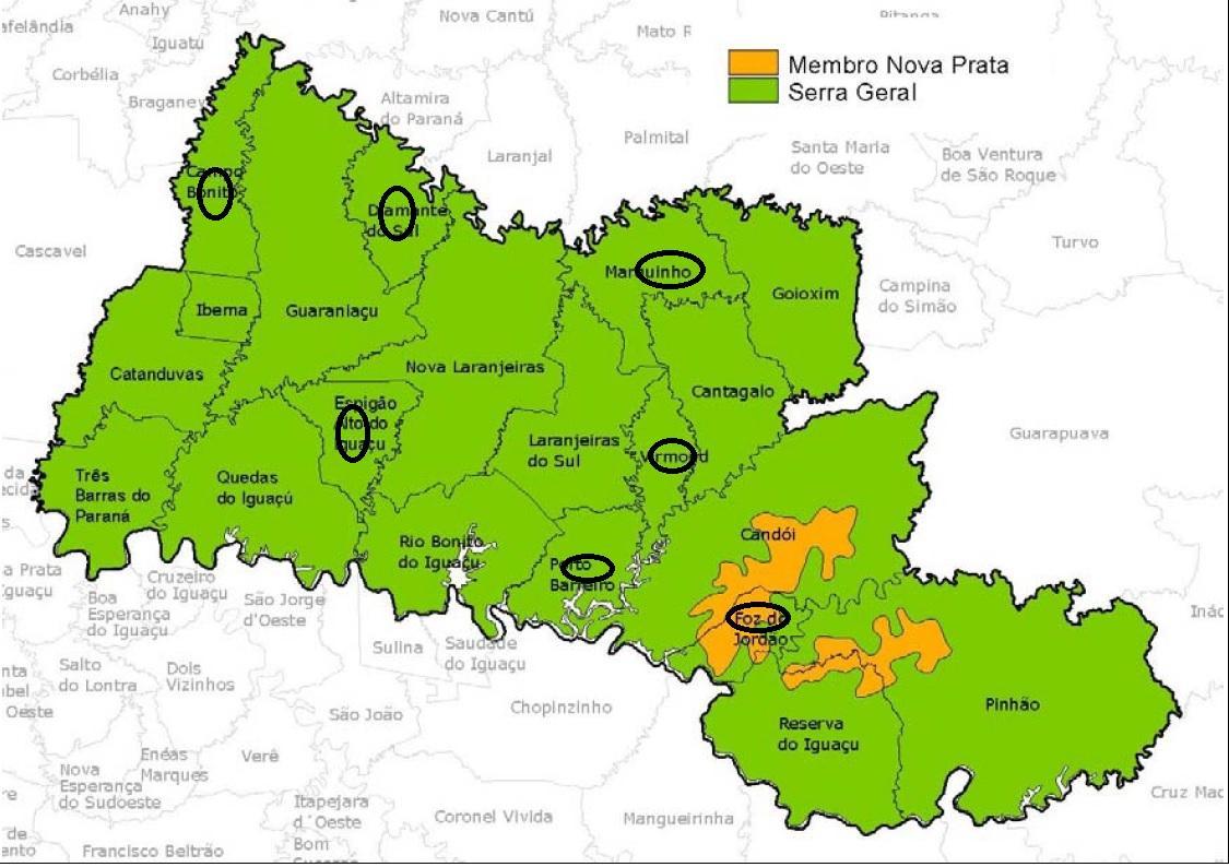 Sete municípios da Cantu serão atingidos pelo Pacto Federativo