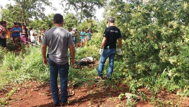 Indígena é encontrado morto no interior de Nova Laranjeiras