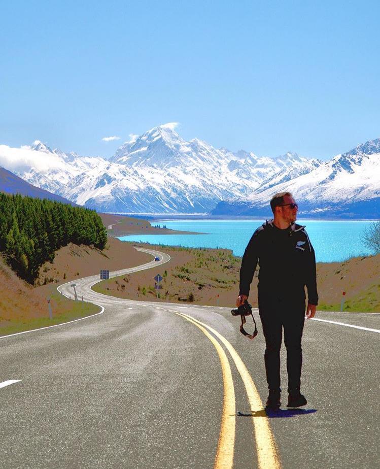 Laranjeirense dá volta ao mundo em 3 meses e conta sua experiência